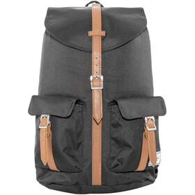Herschel Dawson Backpack Unisex, black/tan